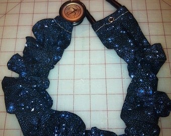 Starry Nights Stethoscope Cover