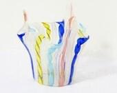 VENTE verre de Murano Venise bol en verre, la maison