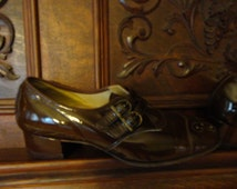 Vintage 50'/60's Oxford Style Shoes By Soble Cantor sz 7 1/2