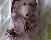 Miss Lilac, a wee little whimsical animal