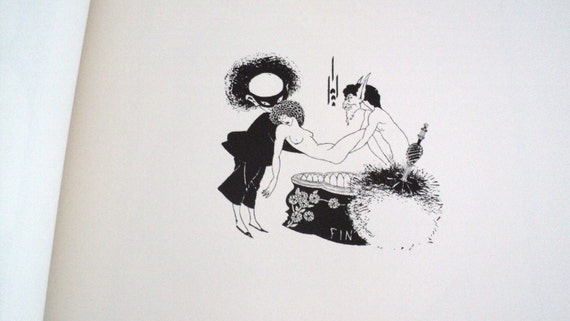 Aubrey Beardsley Selected Drawings Like This Item