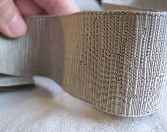 NATURAL Bark textured Ribbon