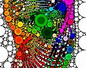 synchronicity - fyne/fine art print (8x12)