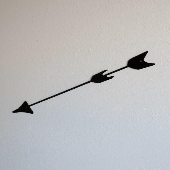 Arrow Metal Art Wall Decoration