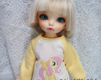 Super Dollfie Yo SD Littlefee Yellow Sweater C - Little Pony