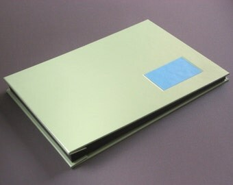 Photo Album Mint Green