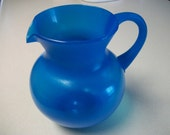 Vintage Pier One Imports Pitcher  1980's
