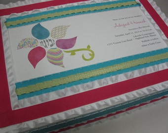 Bar/ Bat Mitzvah Keepsake Box 6