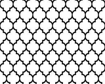 Silk Screen - Islamic 2