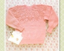 Vintage Knit Collar Pattern, Sleeve Pattern, Knit Cast On Beginner, Neckline Variations, Knit Sweater Pattern, Vintage Japanese Craft Book,