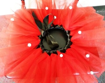 Minnie Mouse Costume Tutu for ADULTS