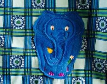 Elephant Rag Bag