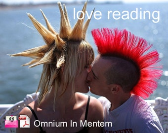 LOVE READINGS - by Psychic Reading Clairvoyant Melissa - Email with Pdf