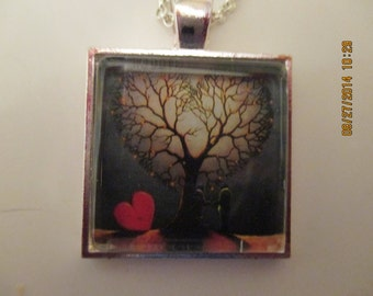 Love Under A Tree Necklace