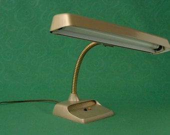 Vintage Industrial Gooseneck Adjustable Lamp Desk Lamp