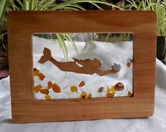 Mermaid Framed Artwork