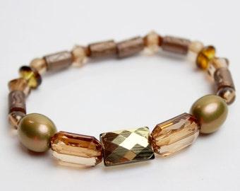 Sarah Labyrinth Bracelet