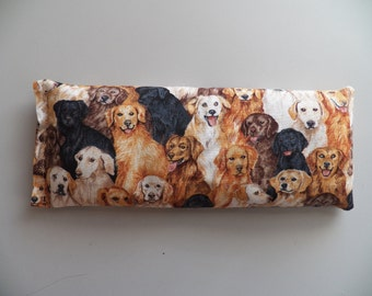 Eye Pillow - Labs & Retriever Dogs