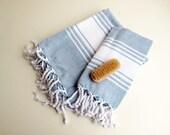 Turkish Towel Set Bath Hand Towels Gift for Teacher Best Friend Hostess Gift Housewarming Gift for Nurse Mom Gift for Women Husband Gift