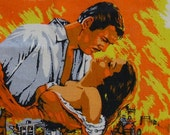 Gone With the Wind - 1977 Calendar Towel - Kitchen Towel