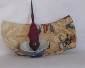 Support Spindle Bowl no-Slip  Slip cover Kitty Cats