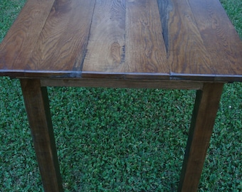 Rustic Table Reclaimed Wood Dining Table Wood Table
