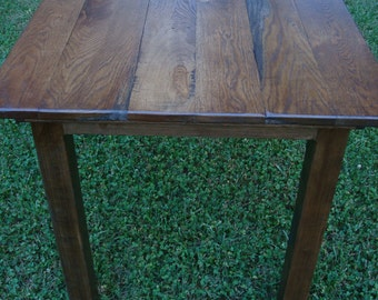 Rustic Wood Table Reclaimed Wood Dining Table Wood Table Farmhouse Table