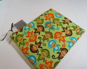 iPad Sleeve-monkey