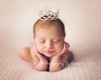 Newborn Crown Photo Prop #4006