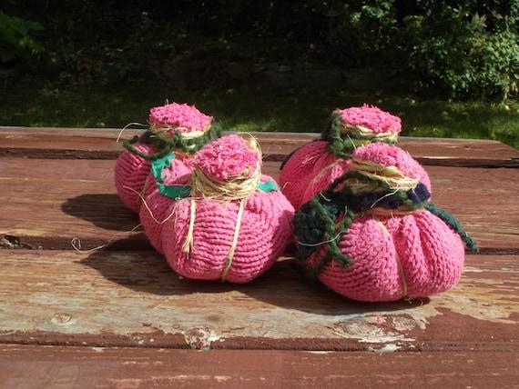 Items Similar To Thanksgiving Pumpkin Decoration Pink
