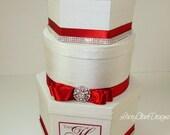 Wedding Card Box Reception Card Holder Bridal Shower Card Box Custom