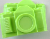Camera Soap - stocking stuffer for man, gift for dad
