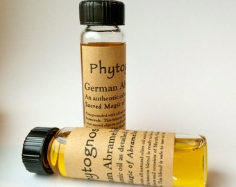 German Abramelin Anointing Oil - A limited edition oil used for contacting ones Holy Guardian Angel