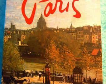 Paris Paperback Book, Loads of Illustrations