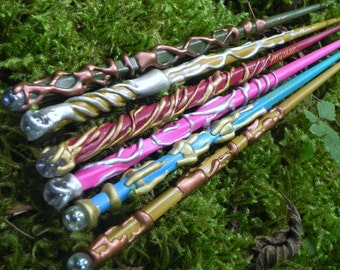 Personalized Magic Wands for Wizards and Witchlings