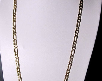Vintage Golden Mother/Daughter Chain
