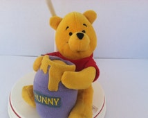 Popular Items For Winnie The Pooh Lamp On Etsy