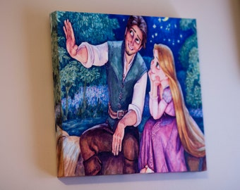 Rapunzel And Flynn Baby