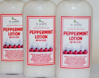 Peppermint Hand and Body lotion