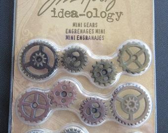 Tim Holtz - Idea-ology Mini Gears