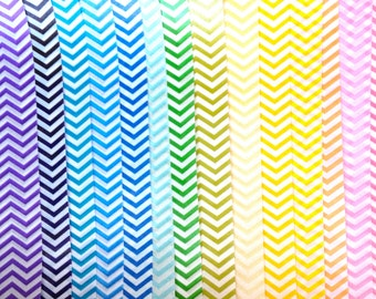 5 Sheet Valuepack of CHEVRON edible image wafer papers for your iced cakes, cookies, chocolates and cupcakes