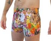 Men's Kitty Swimsuit Trunk (ON BACKORDER)