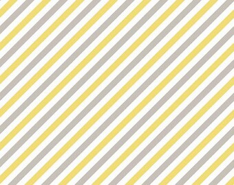 Riley Blake Designs - Boy Stripes Yellow