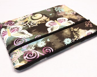 iPad Pro 9.7 Cover, ipad mini 4 sleeve, Kindle paperwhite Case, Samsung Galaxy s2 tab Case, Sony Xperia Z5 Case, iPad air-Butterfly Night