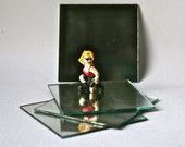 Craft Mirrors 3 Inches Square for Crafting Embellishment and decor