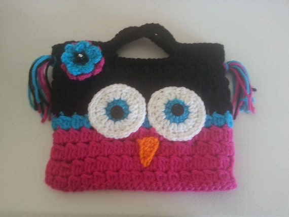 Crochet Purse For Child : All Bags & Purses