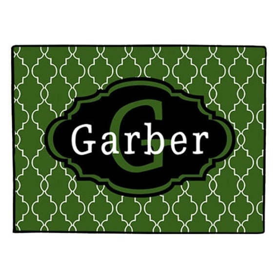 Door Mat - Personalized and Monogrammed - Create your own