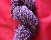 Bamboo Wool hand spun yarn Colorado handmade Worsted weight yarn