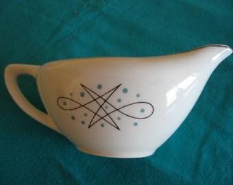 Atomic age cream pitcher