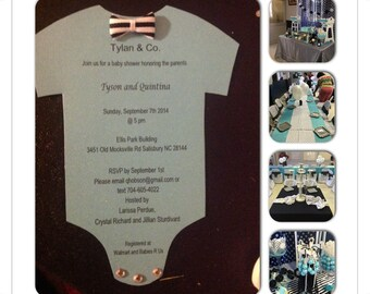 Tiffany and Co. Baby Shower